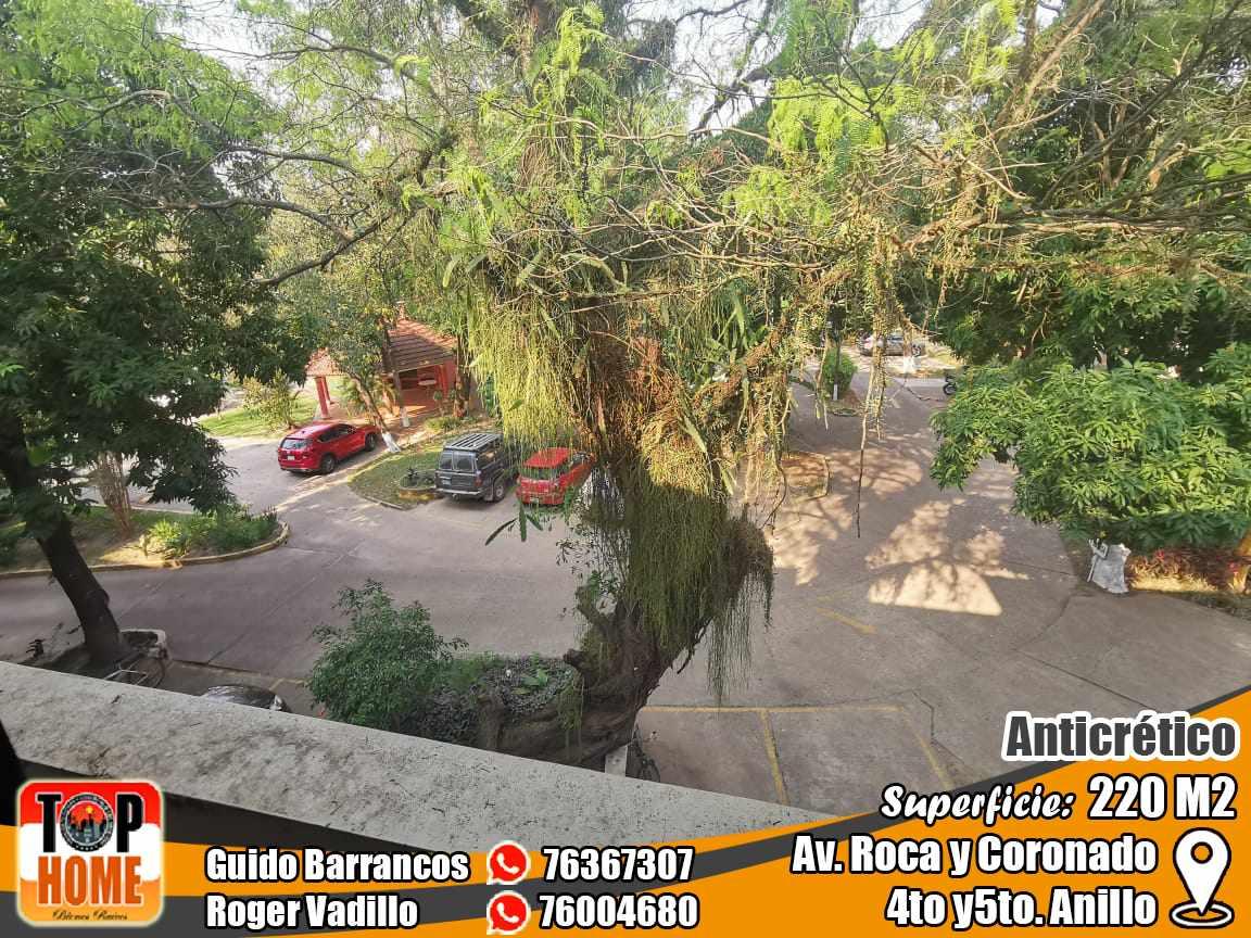 Departamento en Anticretico 4TO Y 5TO ANILLO ROCA Y CORONADO. Foto 3